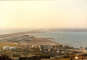 Portland Harbour & RNAS (Before the Navy left)