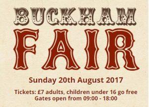 Buckham Fair @ Buckham