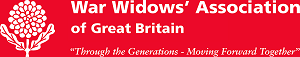 War Widows Association logo
