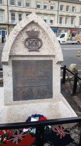 Merchant Navy Memorial Dedication 2016