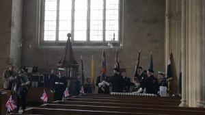 Accession Day Service 5th February 2017