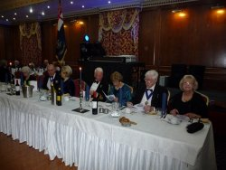 No. 4 Area Reunion Dinner at Bideford