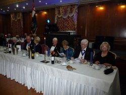 No. 4 Area Reunion Dinner at Bideford
