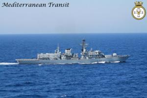 HMS Portland's 2016/17 Deployment