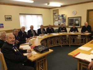 No.4 Area Meeting Weymouth January 2017