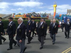 Armed ForcesDay Parade