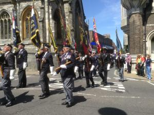 Armed Forces Day Parade