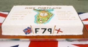 HMS Portland Commission