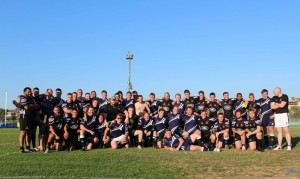 Sardinia -  Portland's Rugby and Football teams