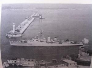 HMS Mohawk