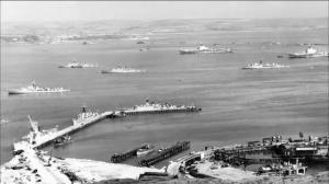 Portland Harbour Anchorages